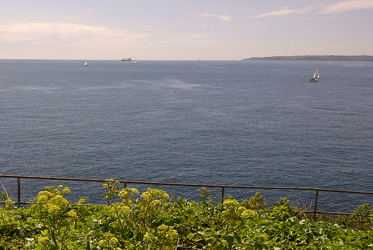 Photograph of Falmouth by Simon Birtall