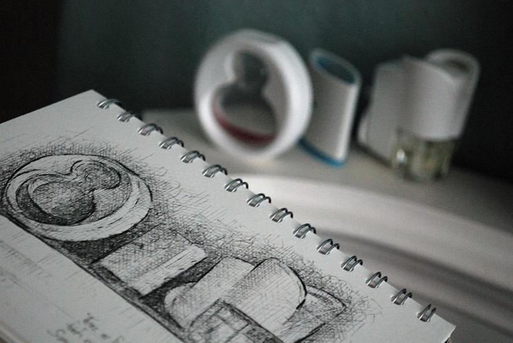 Drawing air fresheners