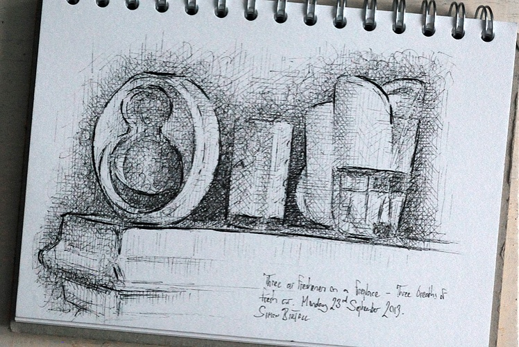 Drawing of air fresheners