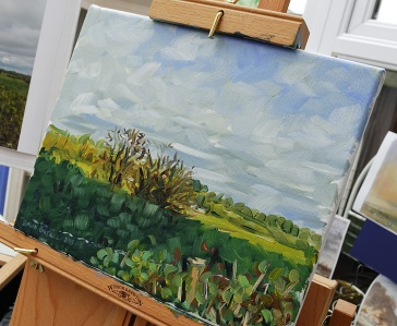 Painting of Storeton